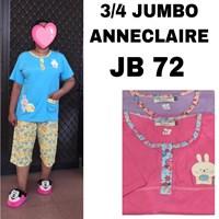 Baju Tidur Anneclaire jumbo JB 72