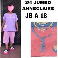 Baju Tidur Anneclaire jumbo JB A 18