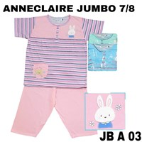 Nightgown Anneclaire jumbo JB A 03