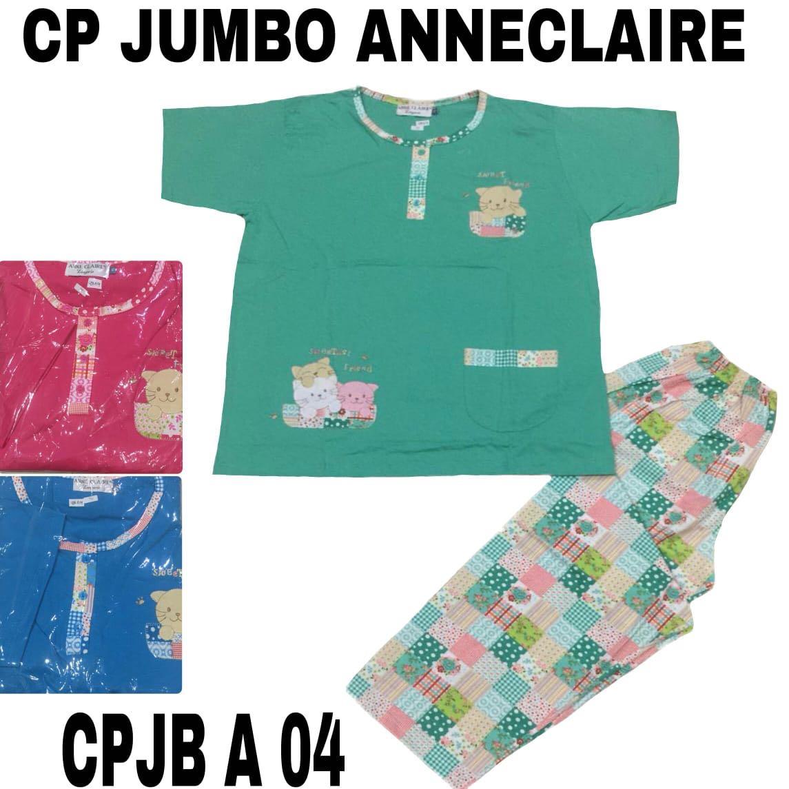 Jual Baju Tidur Anneclaire jumbo CPJB A 04 Harga Murah