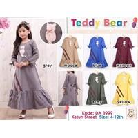 Muslim teddy bear robe 3999A (uk 4-6)