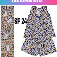 Baju Tidur SHP katun filia SF 24