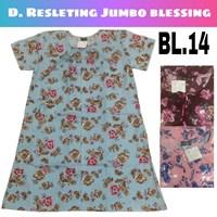 Baju Tidur daster katun jumbo blessing BL 14