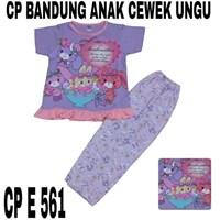 Baju Anak cewek bandung CP E 561 (uk 8-12)