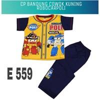 Baju Tidur anak bandung cowok CP E 559(uk 14-18)