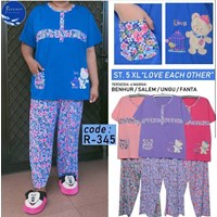 Forever jumbo CP Nightgown R 345 (5xl)