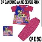 Baju Tidur anak bandung pink CP E 563(uk 8-12) 1