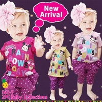 Baju Anak baby little pineapple 565-2