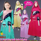 Gamis anak little pineapple 926-2 1