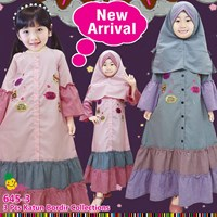 Muslim dress for the little boy little pineapple 645-3