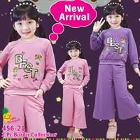 Baju Muslim Anak setelan non hijab little pineapple 456-21