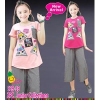 Setelan anak little pineapple 529-19
