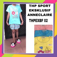 Baju tidur THP sport exclusif anneclaire THPEXBF 02