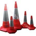 Traffic Cone Plastik 1