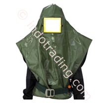 Masker Air Supplied Spray Painting Hood