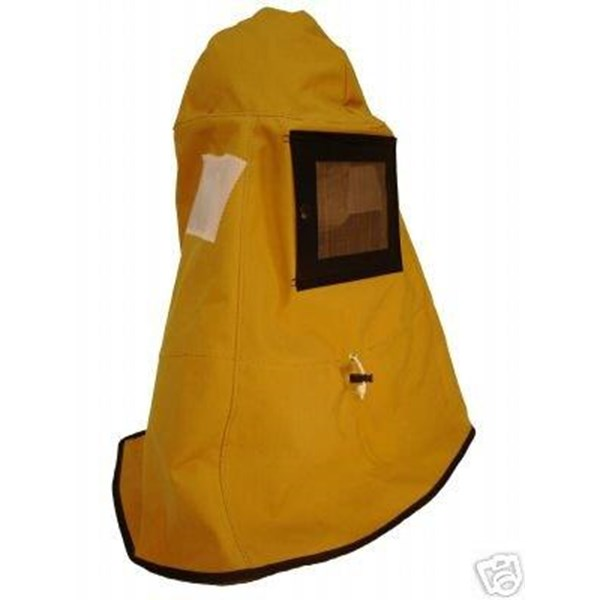 Masker Air Supplied Sandblasting Hood