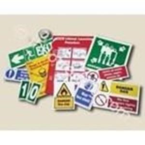 Stiker IMO dan Symbol Sign