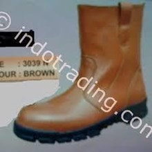 Sepatu Safety OPTIMA 3039 N Brown
