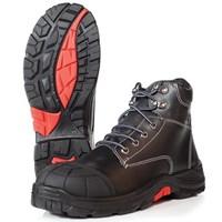 Jual Sepatu Safety Aetos TUNGSTEN + SCUFFCAP