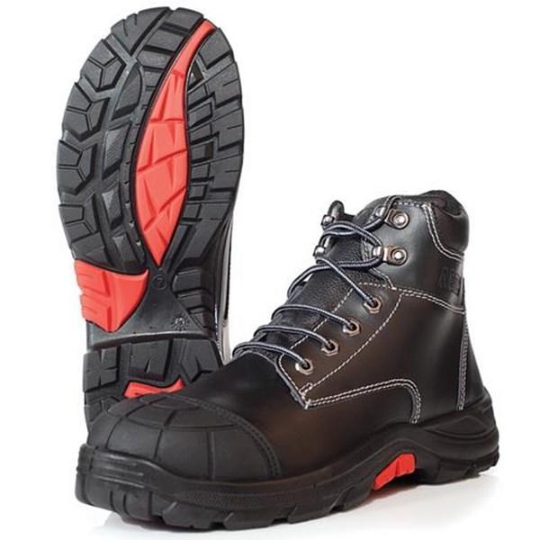 Safety Shoes Aetos TUNGSTEN + SCUFFCAP