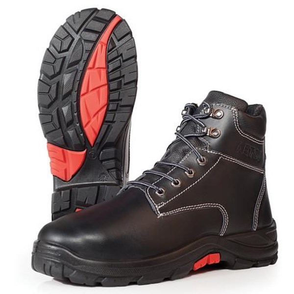 Sepatu Safety Aetos TUNGSTEN + METATARSAL GUARD