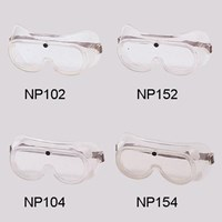 Jual Safety Goggle NP Series NP 102 NP104 NP 152 & NP 154
