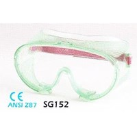 Jual SAFETY GOOGLE SG152 BLUE EAGLE