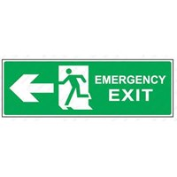 Emergency Exit Lamp Murah 5