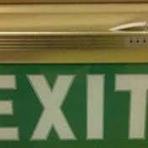 Emergency Exit Lamp