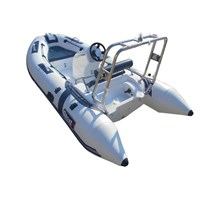 Jual Rigid Inflatable Boat (RIB) 390C