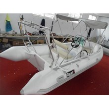 Rigid Inflatable Boat (RIB) 420A 470A dan 520S