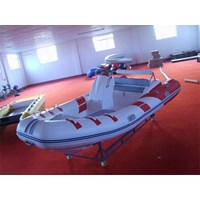 Jual Rigid Inflatable Boat (RIB) 420C