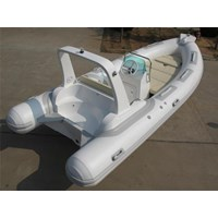 Rigid Inflatable Boat 520C