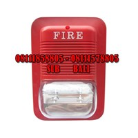 Distributor FIRE ALARM FLASH 3