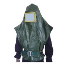 Air Supplied Sandblast Respirator Mask Hood CE approved