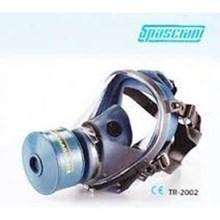 Spasciani TR 2002 Full Face Respirator