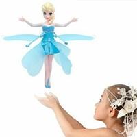 Flying Elsa Frozen Dolls