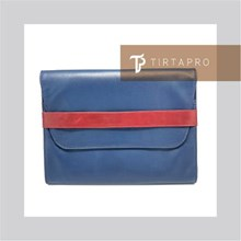 Leather Clutch for laptop and ipad