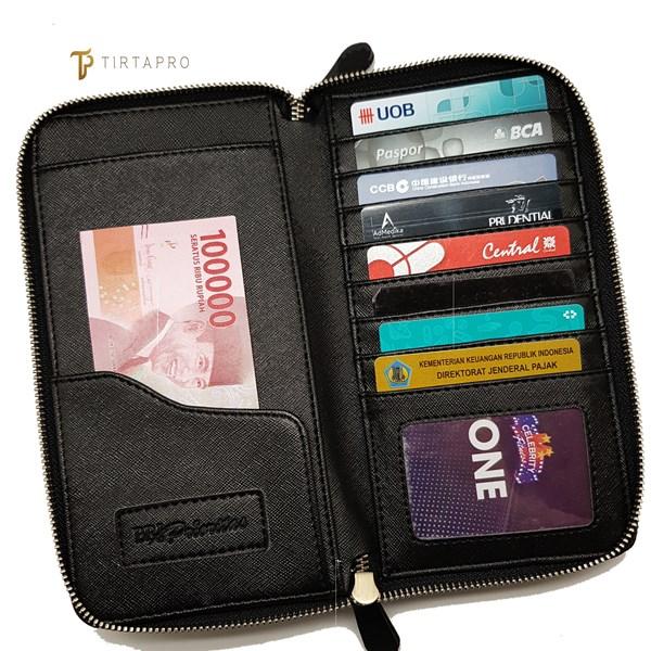Dompet Kartu Promosi Perusahaan