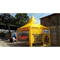 Jual Tenda Promosi Sarnafil 3X3