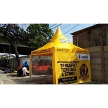 Tenda Promosi Sarnafil 3X3