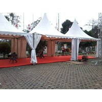 Sarnafil tents 5 x 5
