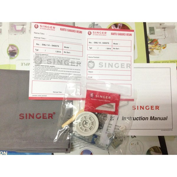 Mesin Jahit Singer Simple 3232