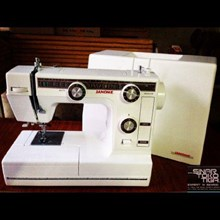 Janome sewing machine Ns 380 (Portable