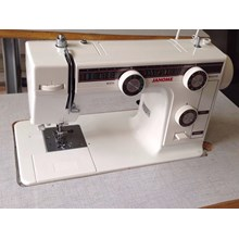 Janome sewing machine Ns-381 (Flatbed