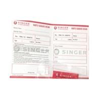 Distributor mesin obras neci portable singer 14sh754 3
