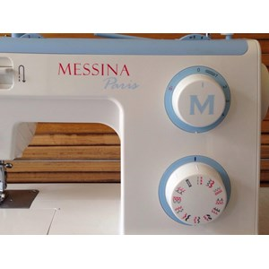 mesin jahit messina paris 5823