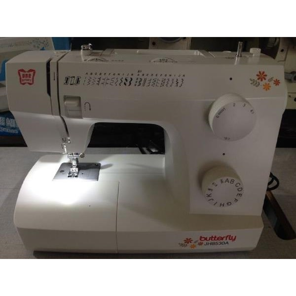 butterfly sewing machine 8530a 5832a jh 8190