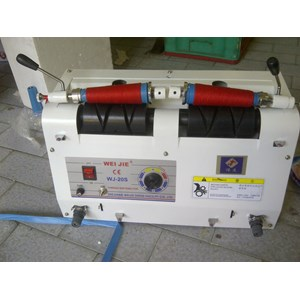 mesin gulung benang 2 pole weijie thread bobbin winder (thread distributor