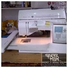 computer embroidery sewing machine husqvarna viking topaz